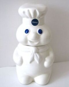Pillsbury Doughboy Cookie Jar & Salt & Pepper Shakers Kitchener / Waterloo Kitchener Area image 1