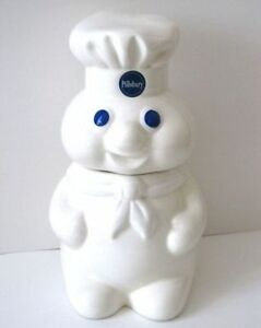 Vintage Pillsbury Doughboy Cookie Jar