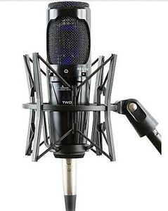 ART M-Two Cardioid FET Condenser Microphone and Metal Case