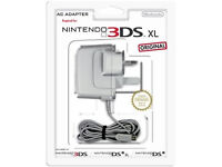 Nintendo DSi/3DS official charger. Brand new in packaging.