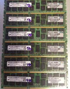 RAM MEMORY 1066/1333/1600 DDR3 ECC REG SERVER / WORKSTATION