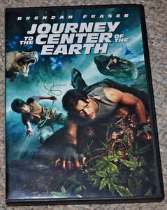 Journey to the Center of the Earth - DVD St. John's Newfoundland image 1