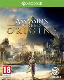 **SEALED** ASSASSIN'S CREED ORIGINS XBOX ONE S GAME BRAND NEW ASSASSINS CREED ORIGINS