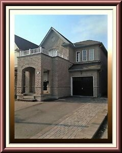 3Bedrooms All Brick Single Detached House for Rent in North Ajax
