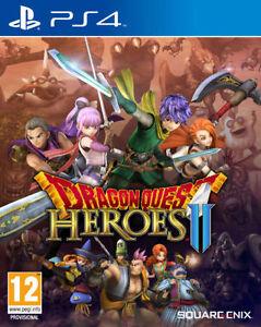 Code Playstation Store pour Dragon Quest Heroes 2 sur PS4