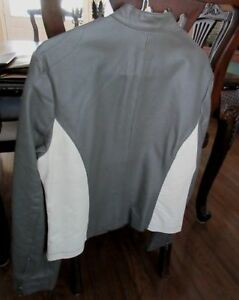 OXYHO SORENTO 100% LEATHER MOTORCYCLE WOMEN'SJACKET Oakville / Halton Region Toronto (GTA) image 2