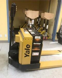 Electric pallet truck Yale MPB040ACN 4000 lbs (Pallet Jack)