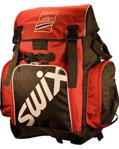 NEW Swix ski equipment back pack downhill backpack bag Rucksack