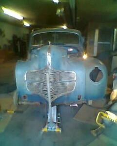 Rat rod or restore