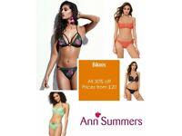Ann Summers Bikinis