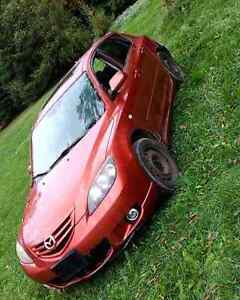 Mazda3 hatchback 2.3L 5speed