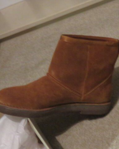 44525192 LADIES SIZE 6 CLARKS SUEDE ANKLE BOOTS   in Taunton, Somerset   Gumtree