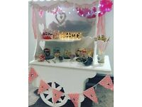 Jessi-cart: Candy Cart / Sweet Cart HIRE & More