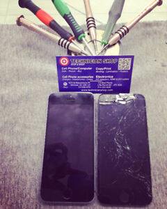 iPhone / samsung /BB/Motorola/LG/Nokia LCD/Screen replacement West Island Greater Montréal image 8