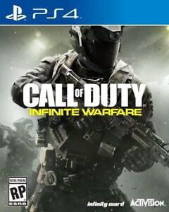 Call of Duty Infinite Warfare (PS4) ($40)