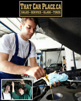 ****Technician/Mechanic-That Auto Repair Place****