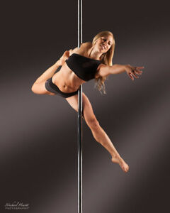 Get a Total Body Workout with Pole Fitness Kingston!