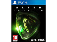 Alien Isolation Ripley edition for Playstation 4