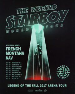 BEST DEALS ★★The Weeknd & French Montana, MON Oct 2 7:30PM★