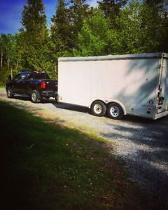 Pace American 14ft Enclosed Trailer