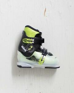 DALBELLO MENACE 2 TRANSP/BLACK BOTTES DE SKI BOOTS JUNIOR