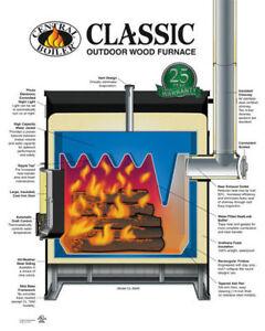 Kegel Heating & Cooling - Central Boiler Authorized Dealer