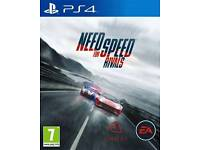 I buy Need For Speed Rivals for PS4