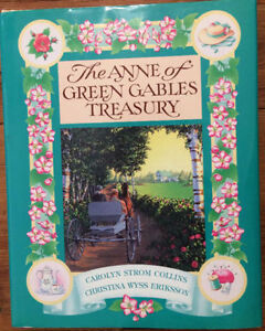 ANNE OF GREEN GABLES Treasury $5