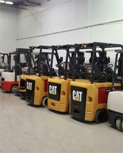 Forklift Lift truck , Pallet jack / Electric Propane Deisel