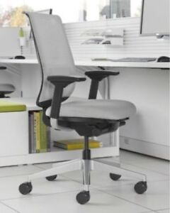 Reply Mesh-Back Chair By Steelcase