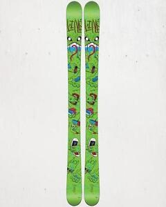 LINE FUTURE SPIN SHORTY 147/157 TWINTP PARK FREESTYLE SKI JUNIOR