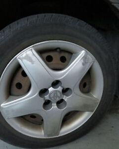 WANTED: Wheel Cover for Toyota Matrix