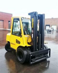 Diesel forklift Hyster H90XMS 9000 lbs