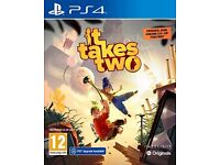 It Takes Two - PS4 (Free PS5 Upgrade)