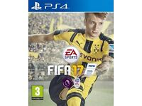 FIFA 17 - PS4 GAME
