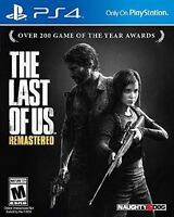 Wanted:  The Last of Us (PS4)