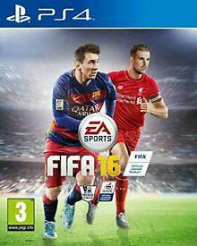 Fifa 16 ps4 - playstation 4