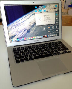 Apple Macbook air/i5 HDD 256 gb SSD/ 4 gb Ram