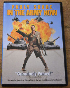 Pauly shore in the army now - DVD St. John's Newfoundland image 1