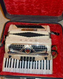ACCORDION - Can be AMPLIFIED