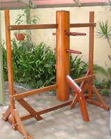 WOODEN DUMMY WITH STAND FOR SALE  $950
