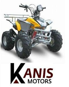 125cc ATV now on for $749.99! This is a limited time sale!