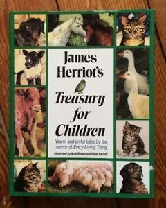 JAMES HERRIOT'S TREASURY FOR CHILDREN $5