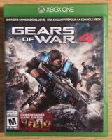 Gears of War 4 Brand New SEALED includes code for Gears 1+2+3+JD