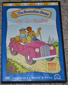 The Berenstain Bears Get The Gimmies - DVD St. John's Newfoundland image 1
