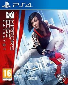 Mirror's Edge Catalyst Ps4 - Brand New - £30 OVNO
