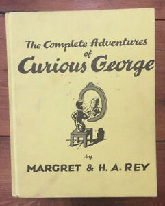 COMPLETE ADVENTURES OF CURIOUS GEORGE - $5