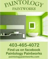 PAINTOLOGY HOUSE PAINTERS - AMAZING WORK - SPRING SPECIALS NOW!!