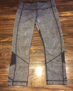 Lululemon Rival Pace Crop Tights