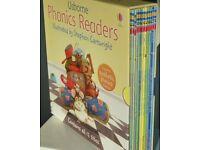 Osborne Phonics Readers (12 books)